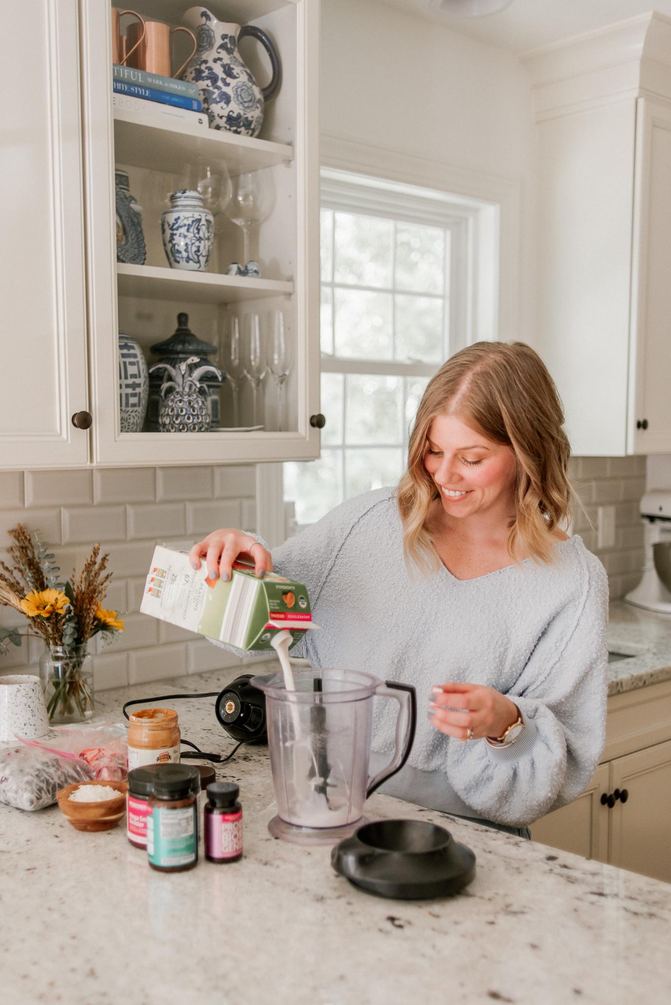 FWTFL Smoothie Recipe | Louella Reese