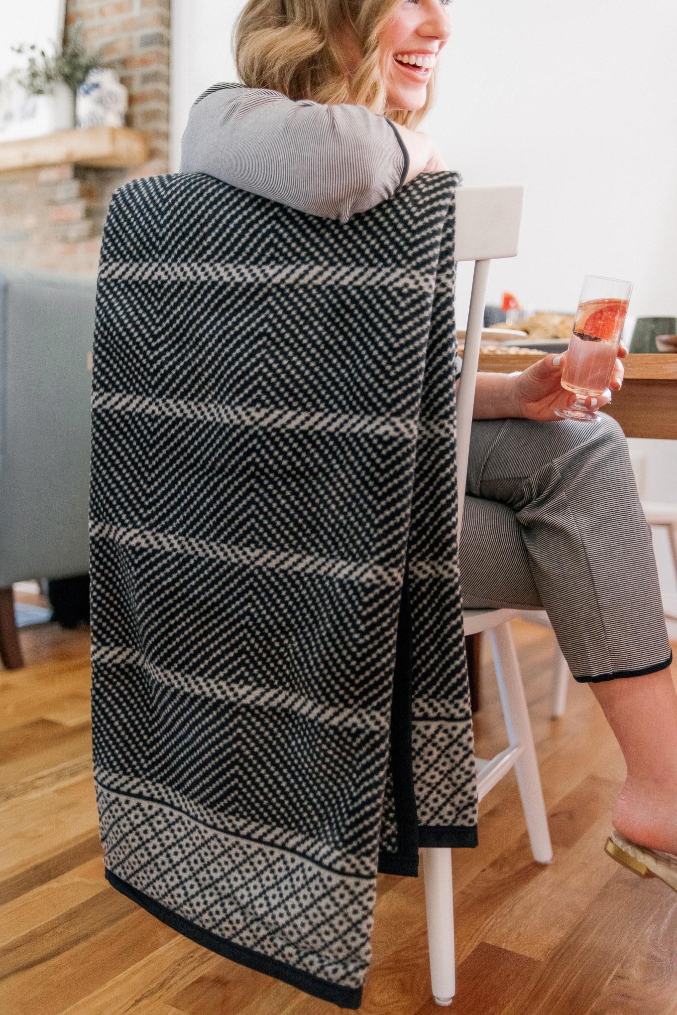 ChappyWrap Blanket Review   Louella Reese
