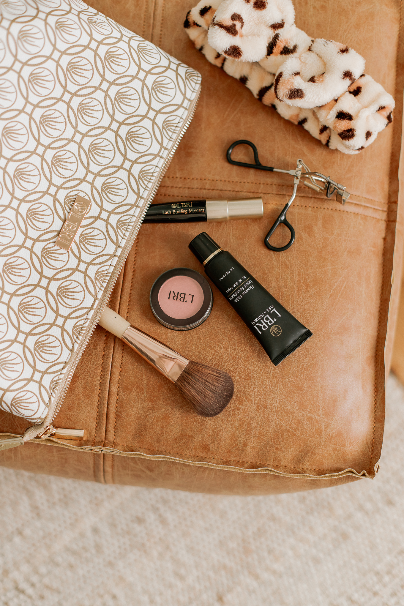 Budget-Friendly Makeup Favorites | L'BRI Pure N' Natural | Louella Reese #cleanbeauty #makeup #budgetfriendlybeauty