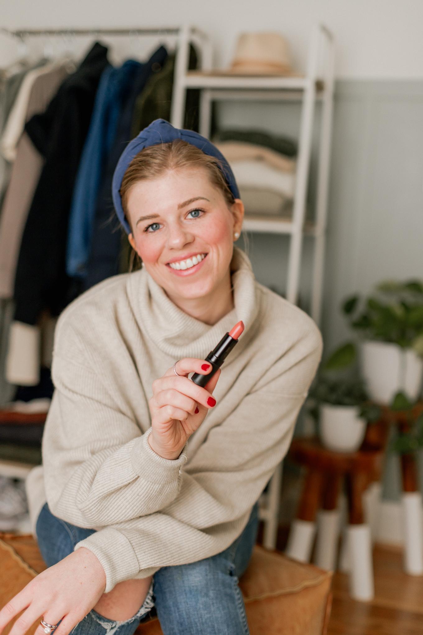 Budget-Friendly Clean Beauty Favorites | L'BRI Pure N' Natural | Louella Reese #cleanbeauty #makeup #budgetfriendlybeauty