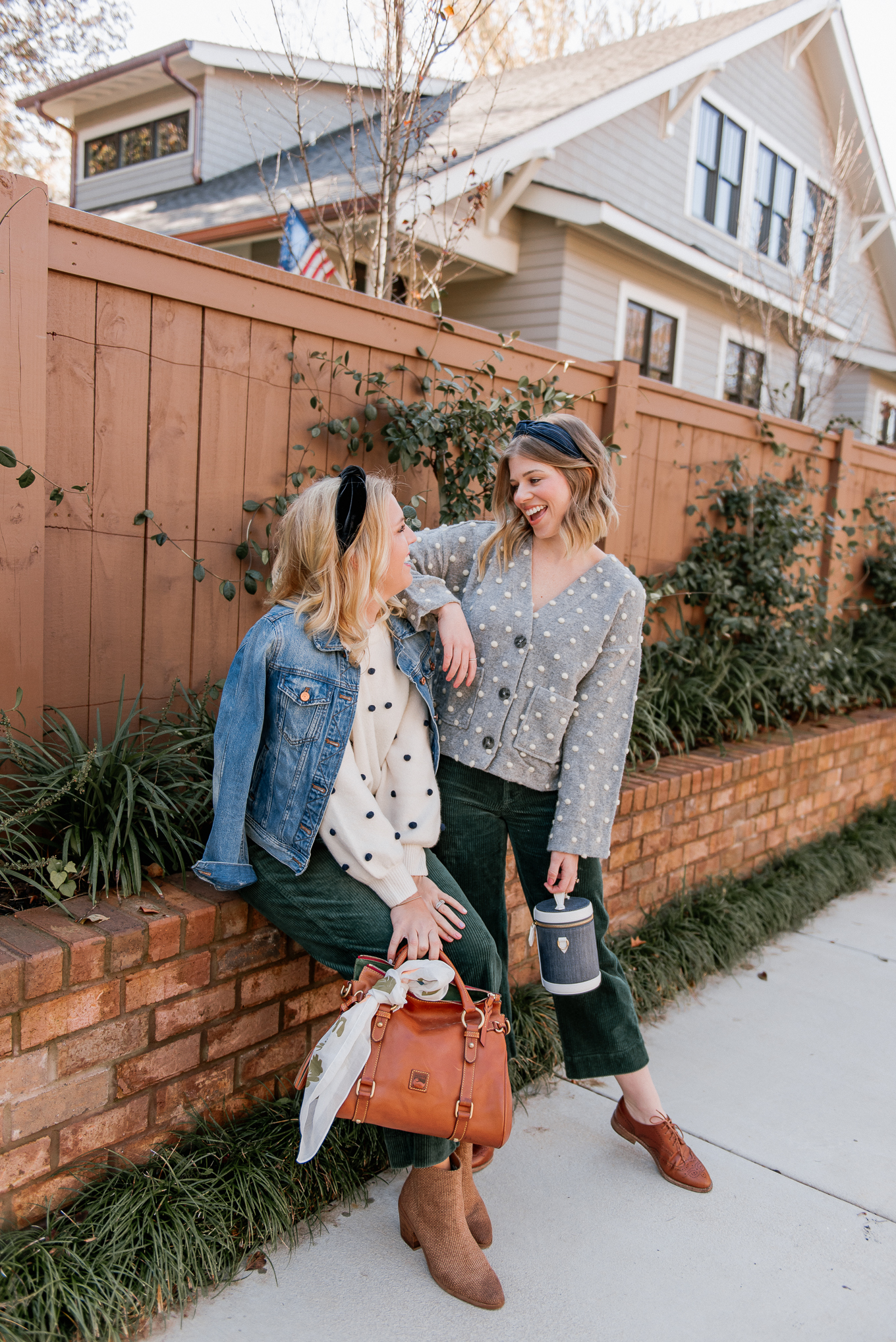Four Sweater Looks to Wear Right Now | Madewell Outfits | Louella Reese