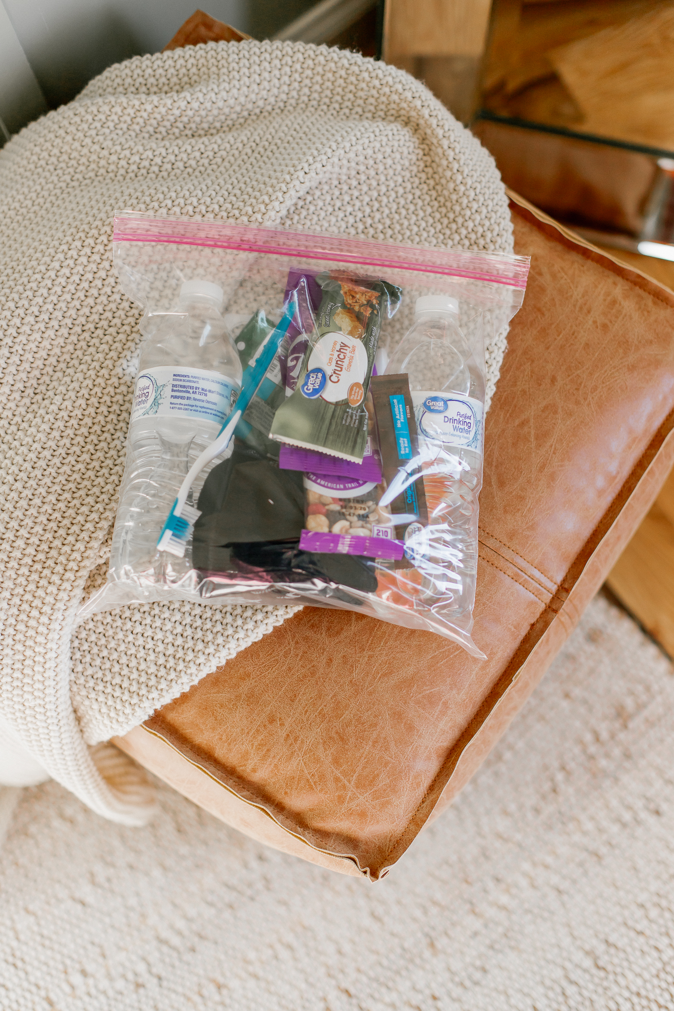 How to Create Blessing Bags for those in need   Louella Reese