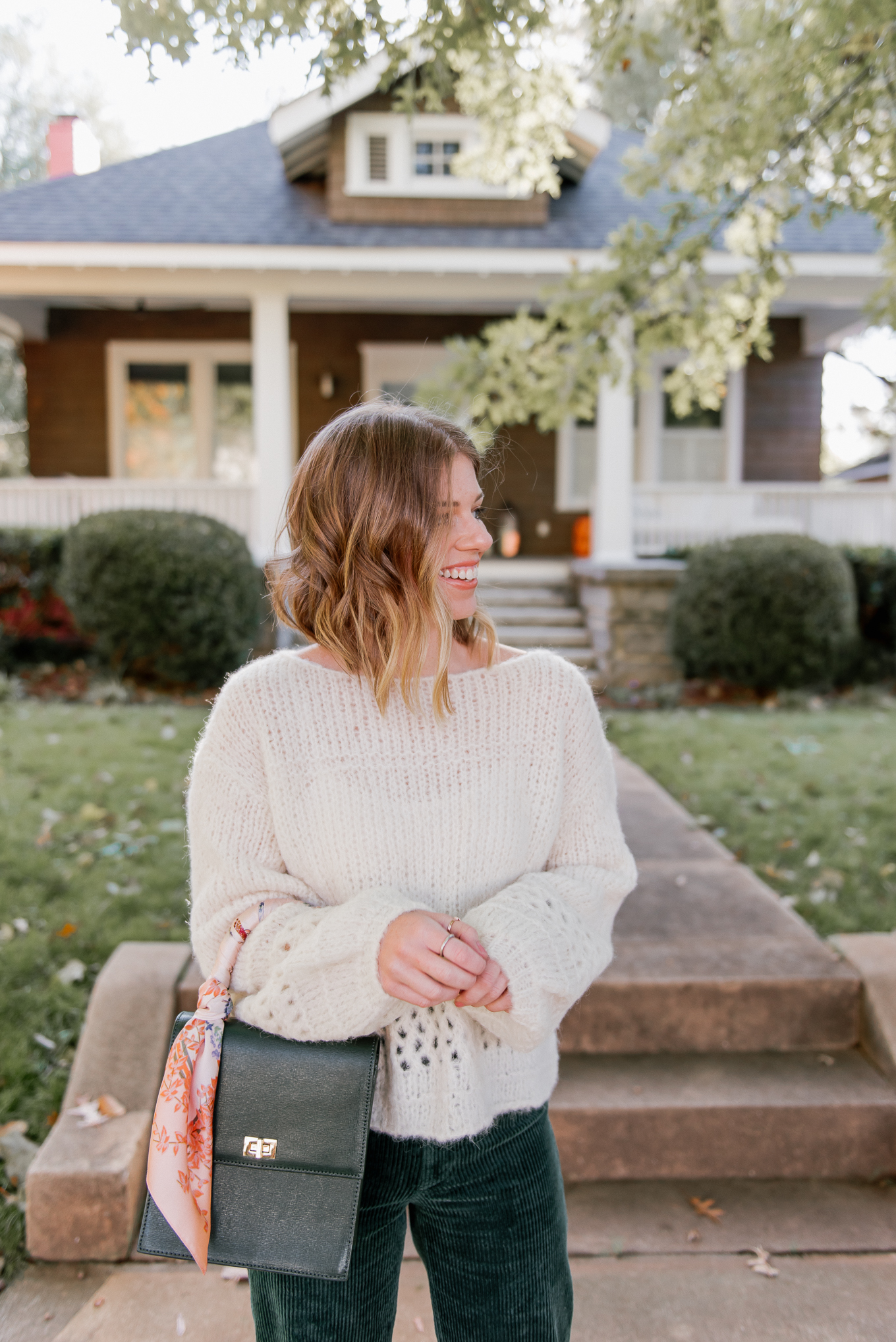 4 Casual Sweater Looks to Wear Now | Louella Reese