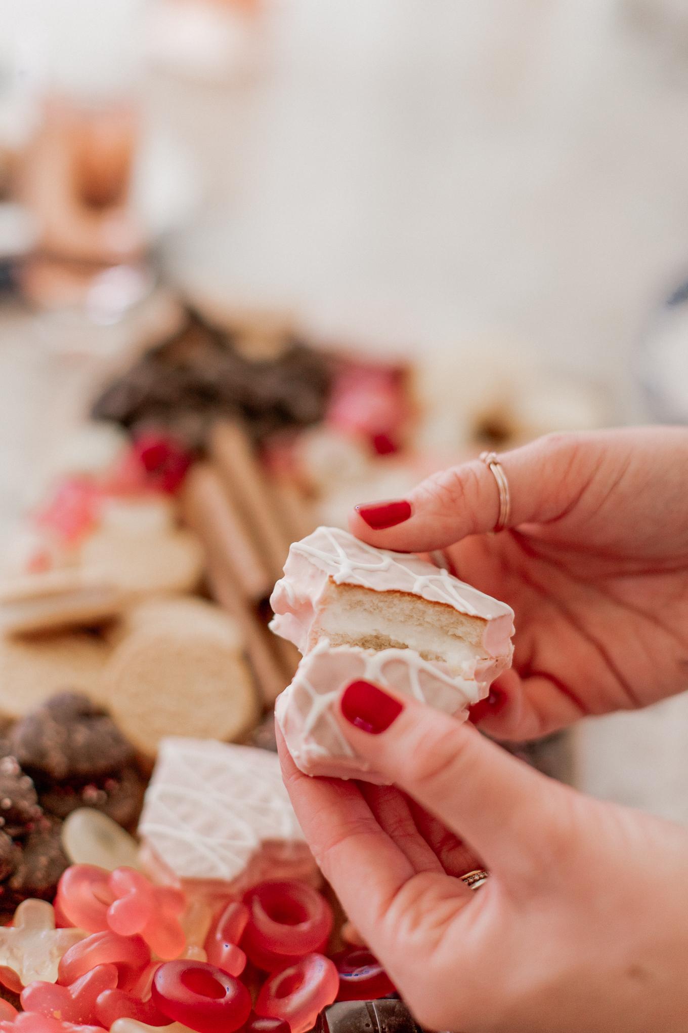 Valentine's Day Desserts | Valentine's Day Entertaining | Louella Reese