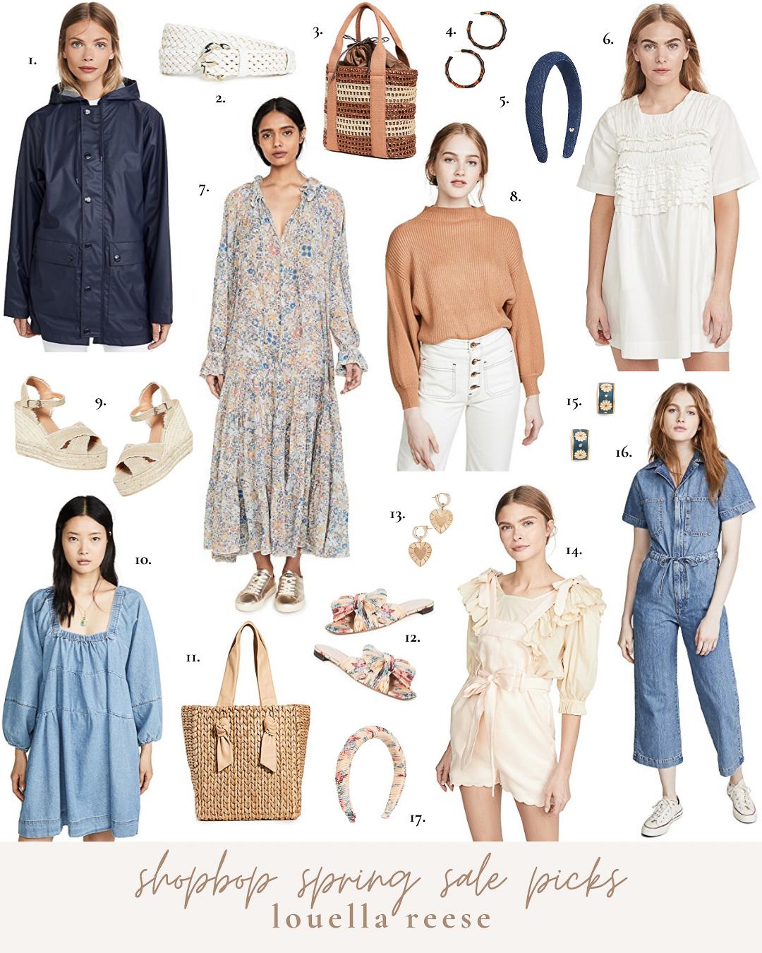 2020 Shopbop Spring Sale Picks | Louella Reese