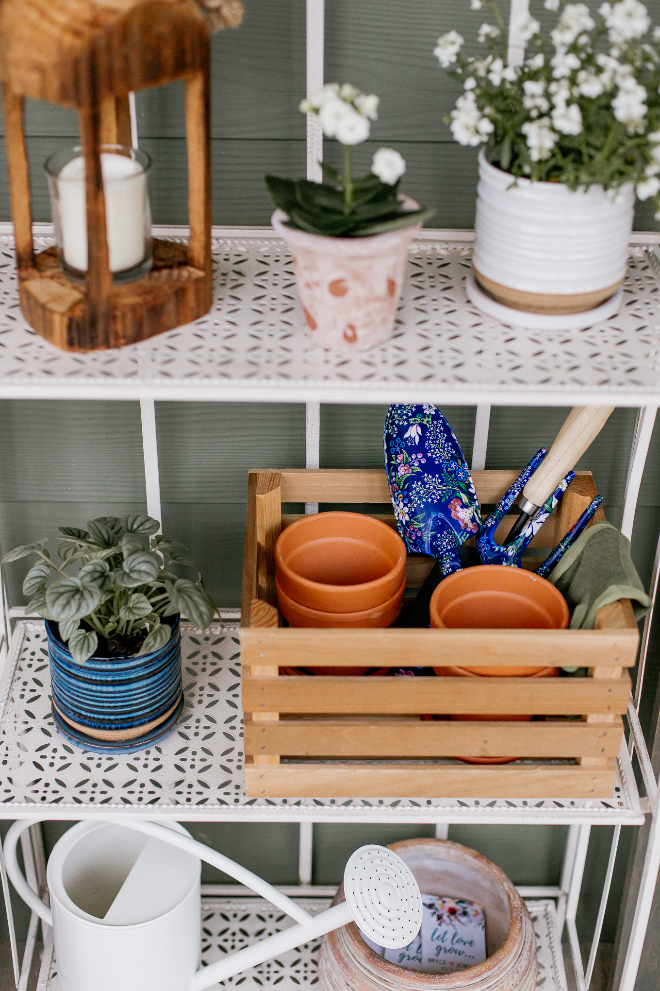 Budget-Friendly Outdoor Decor | Louella Reese
