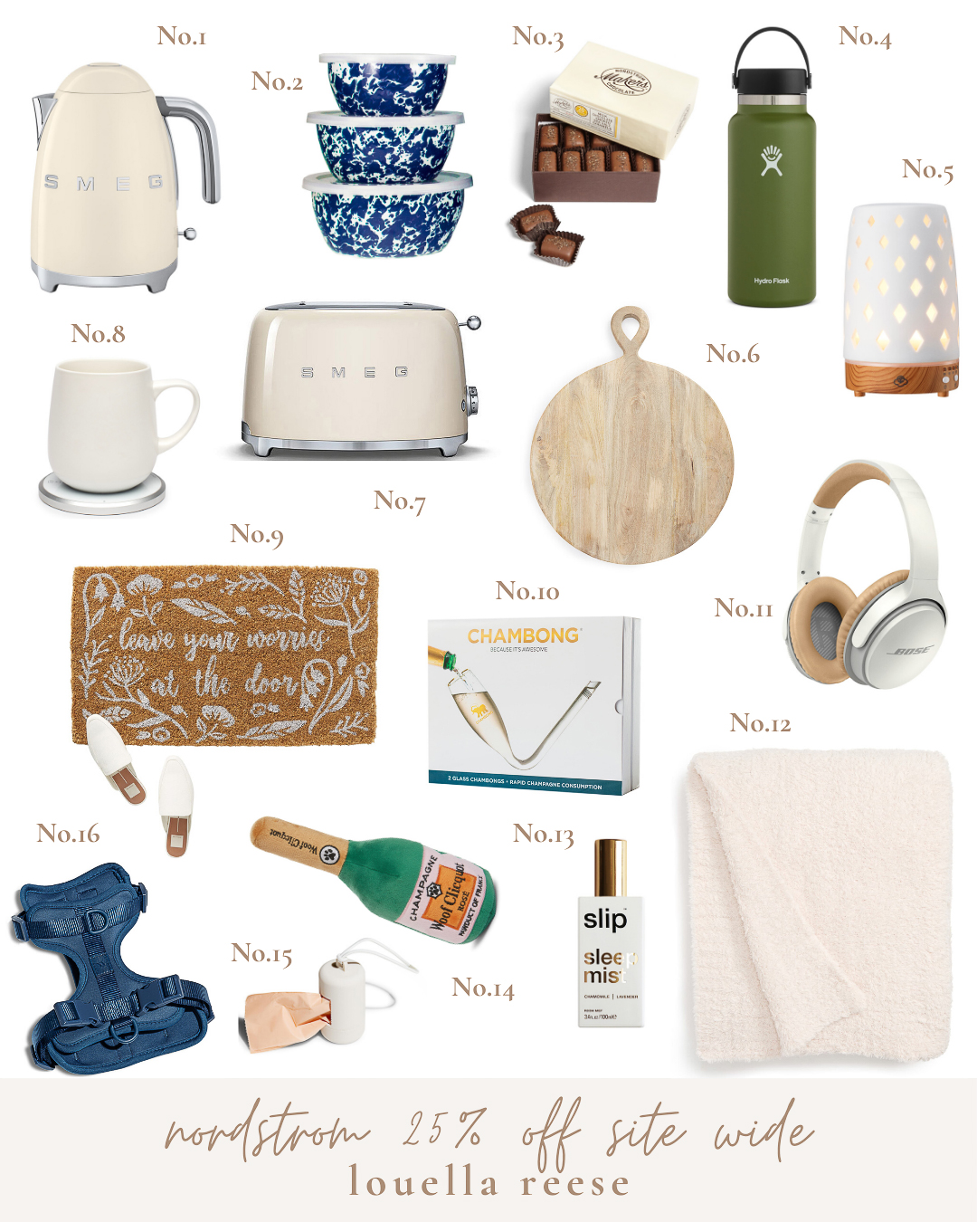 Nordstrom Sitewide Sale - 25% Off EVERYTHING | Nordstrom Home Decor Picks | Louella Reese