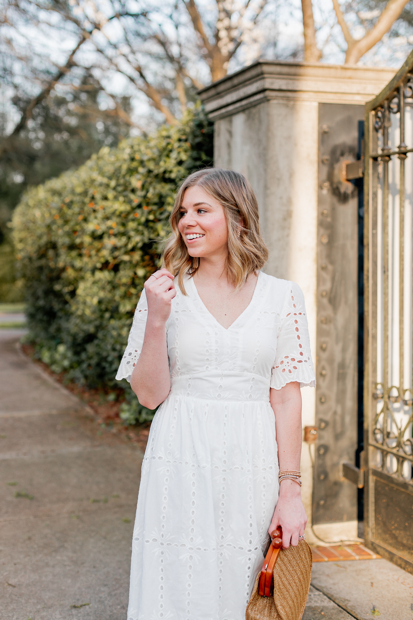 LWD for Spring Brides   Louella Reese