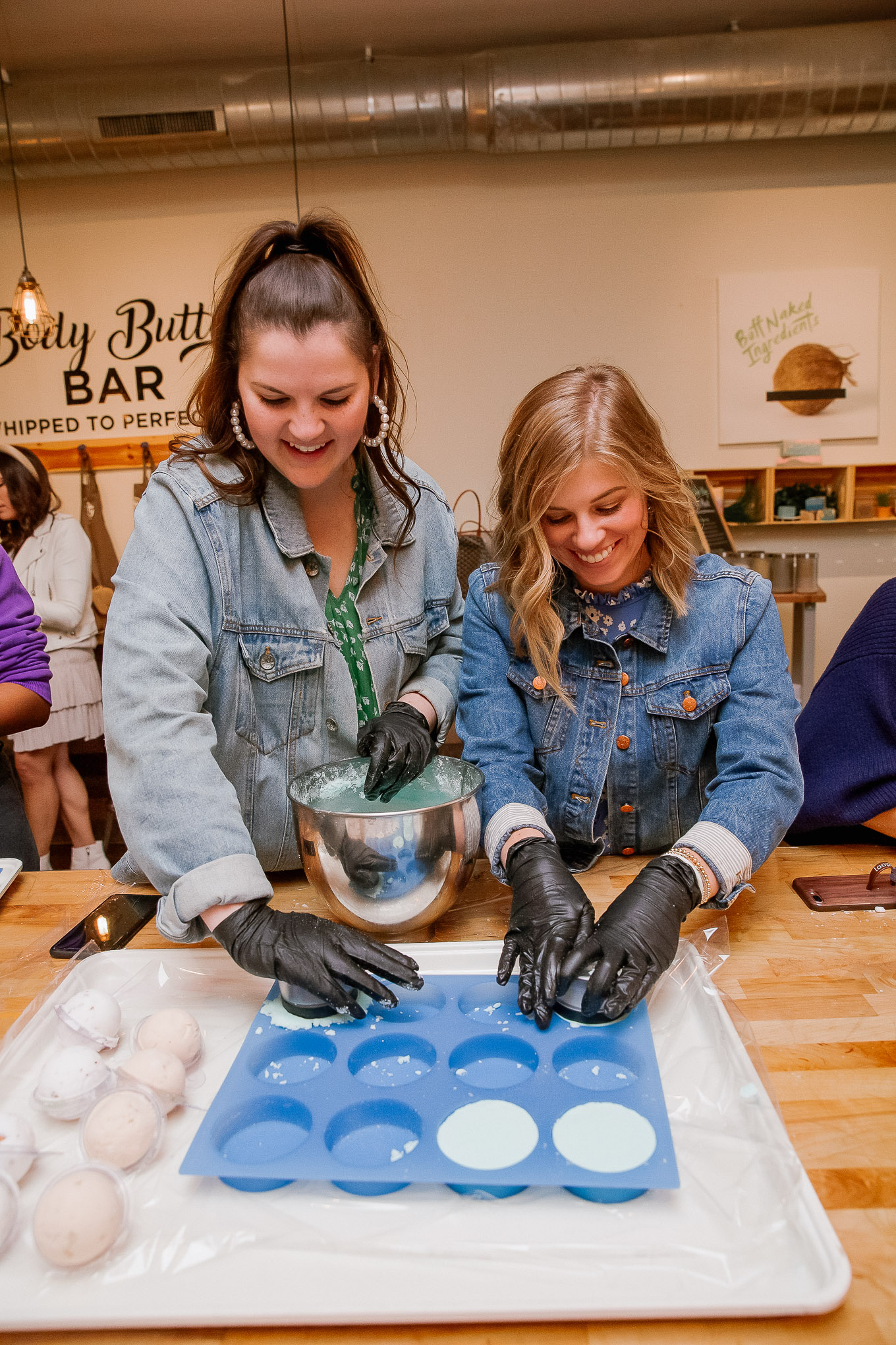 Buff City Soap | Soap Making Class | Louella Reese
