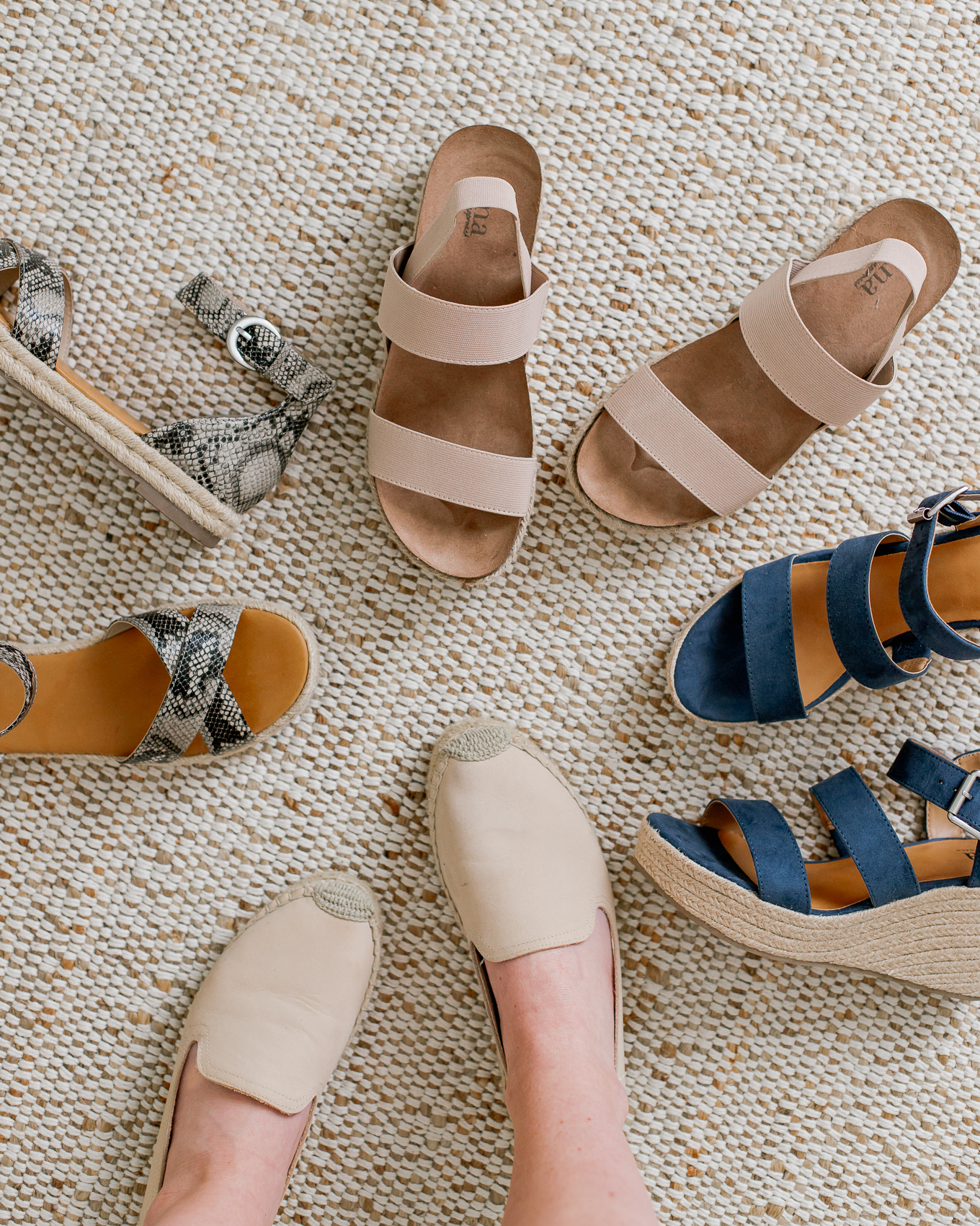 The BEST Affordable Spring Sandals for Women   Louella Reese