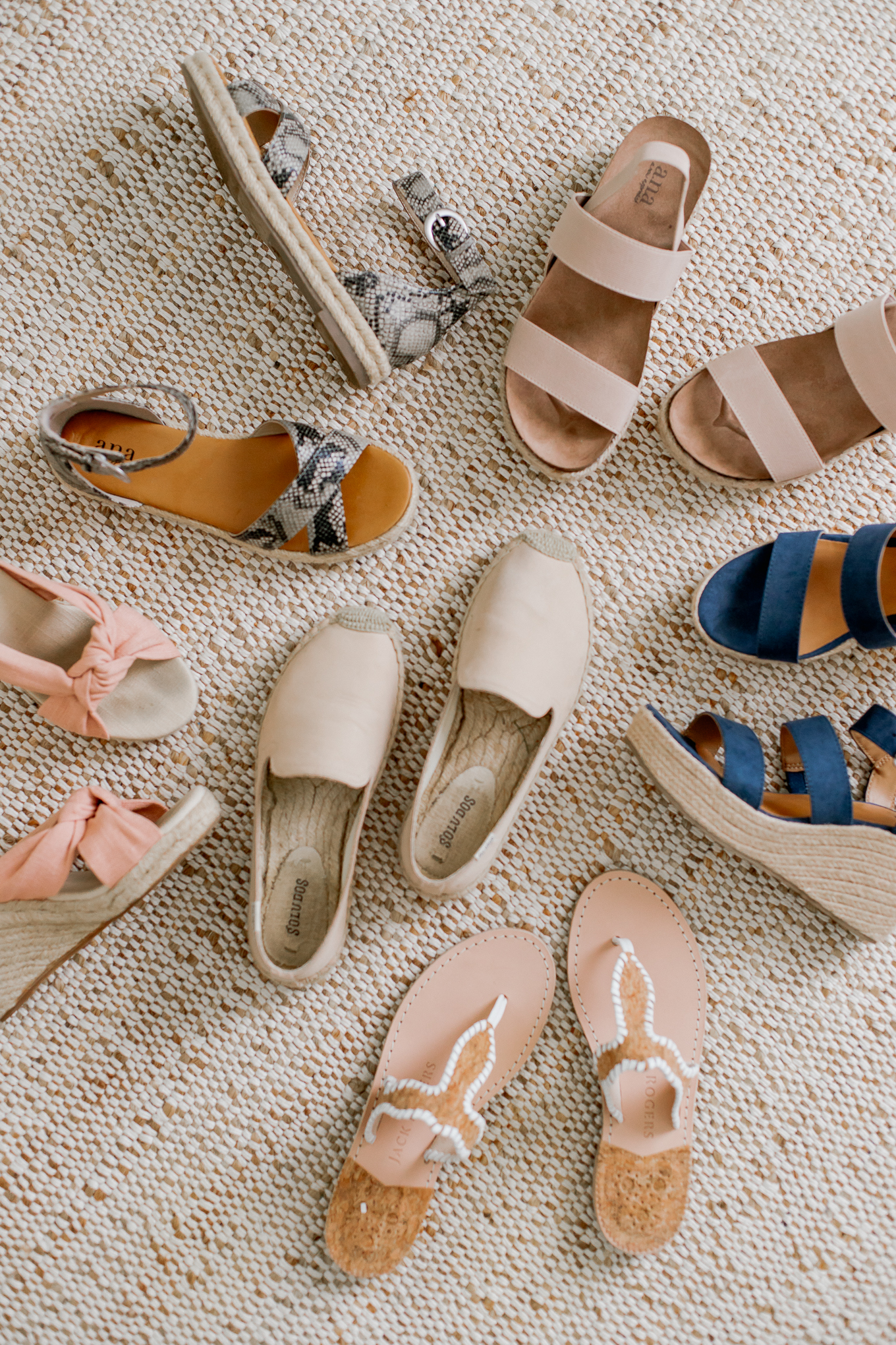 The BEST Affordable Spring Sandals for Women | Louella Reese