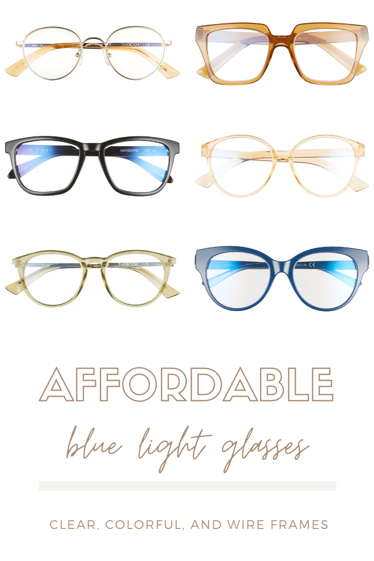 Affordable Blue Light Glasses   Louella Reese