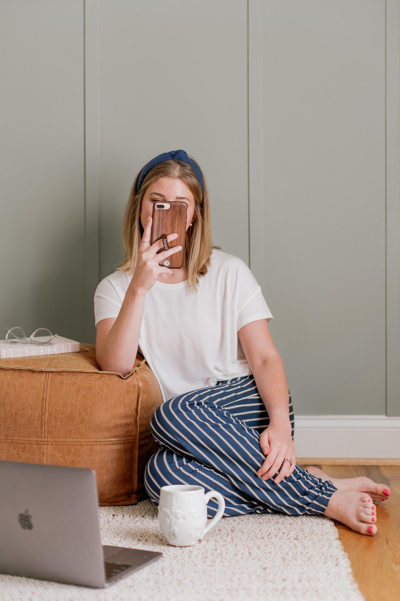 Cute Loungewear, Loungewear Set | Tommy John Loungewear | Louella Reese