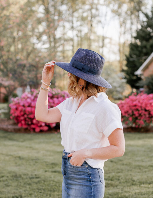 BEST Straw Hates for Summer, Affordable Straw Hats | Louella Reese