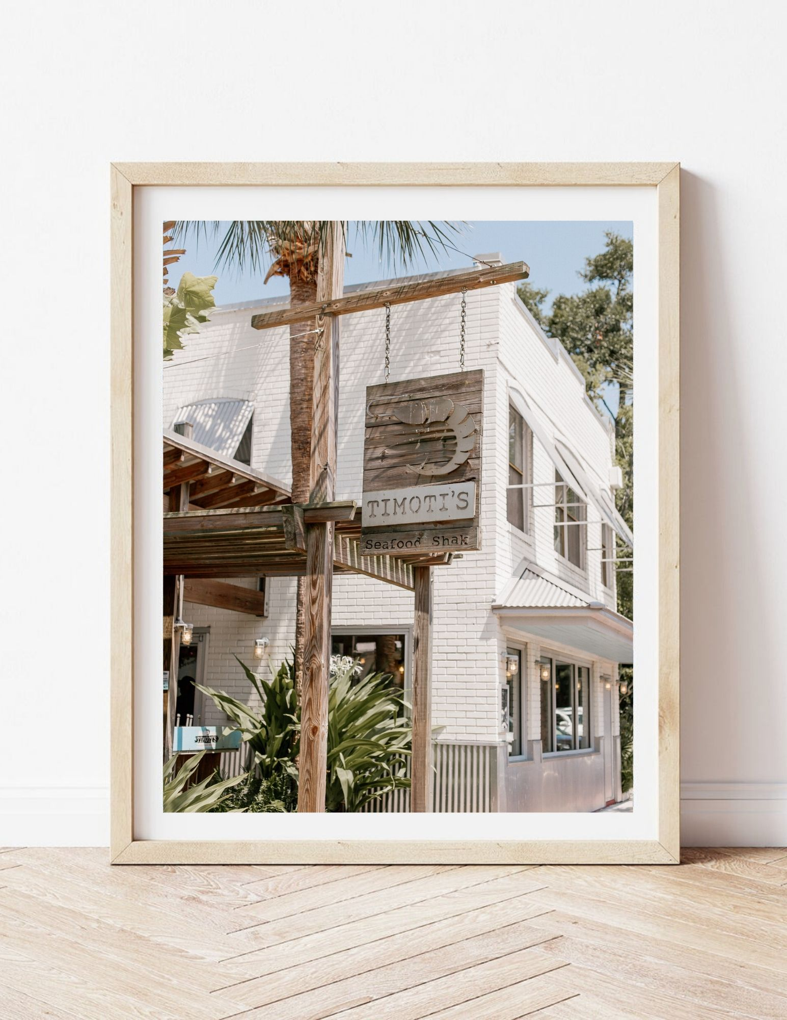 Louella Reese Etsy Shop | Wall Art, Gallery Wall Prints | Amelia Island Print | Louella Reese