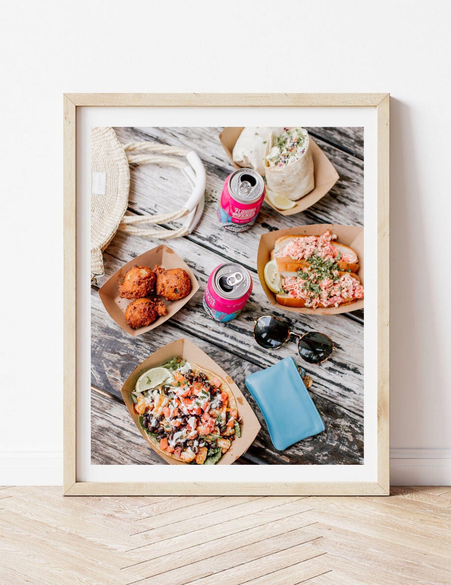 Seafood Shack Lobster Roll