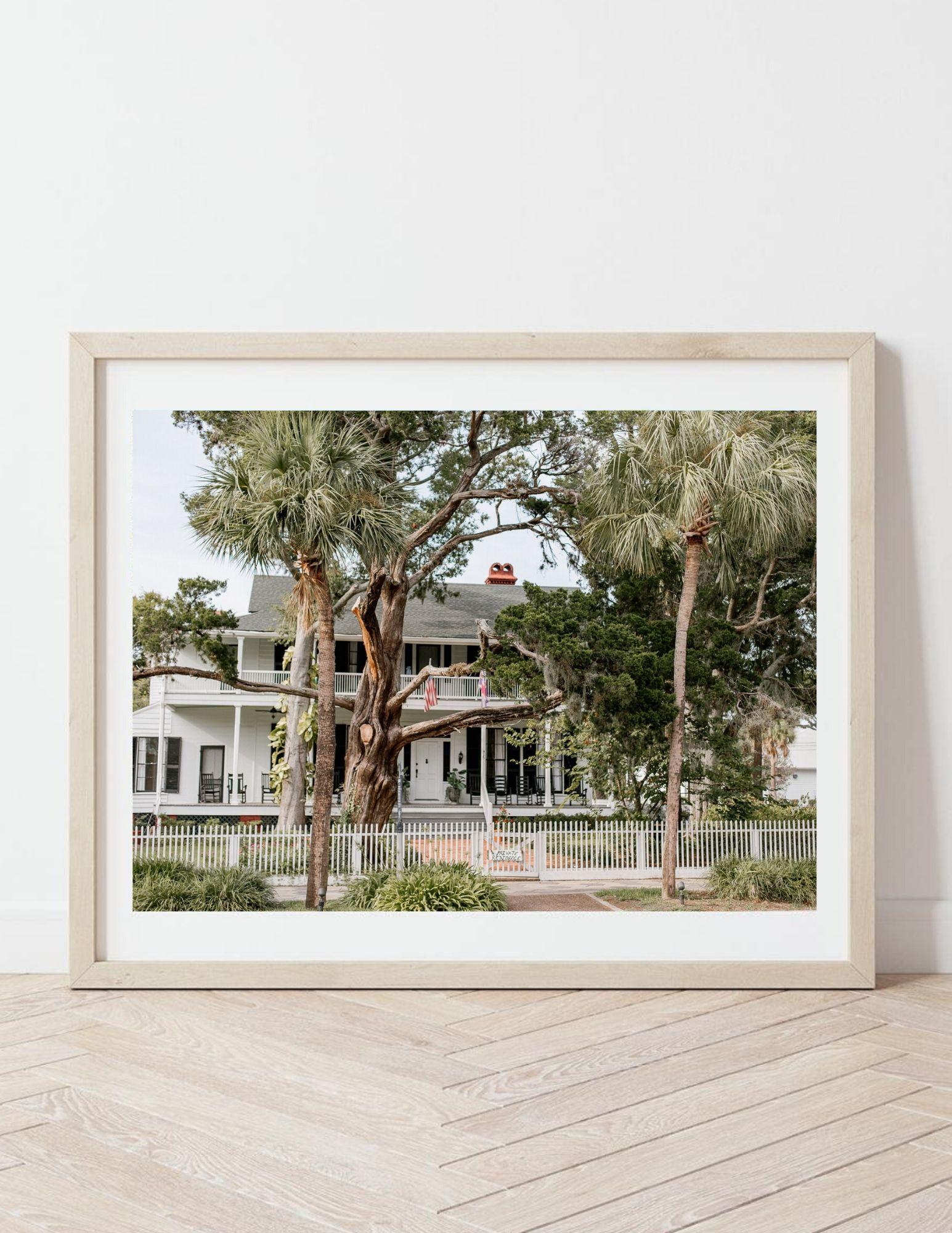 Louella Reese Etsy Shop | Wall Art, Gallery Wall Prints | Amelia Island Print, Southern Beach Home Print | Louella Reese