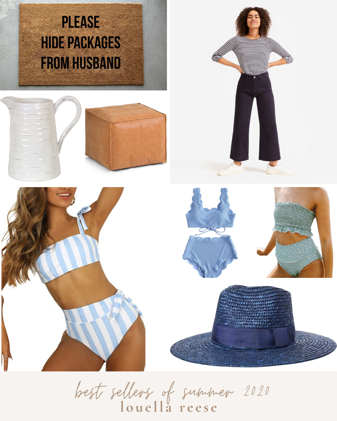Best sellers of summer 2020 | Lifestyle | Louella Reese