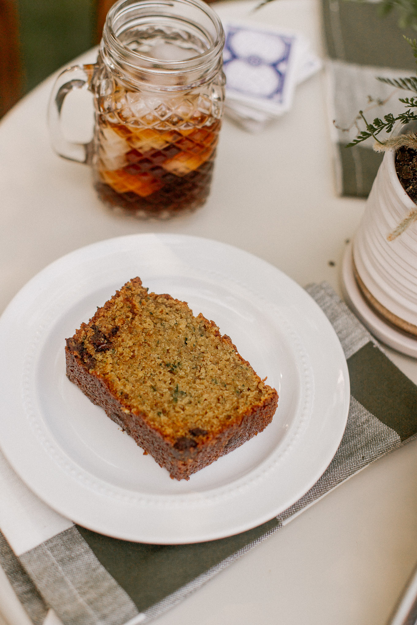 Zucchini Bread Recipe without Butter | Louella Reese