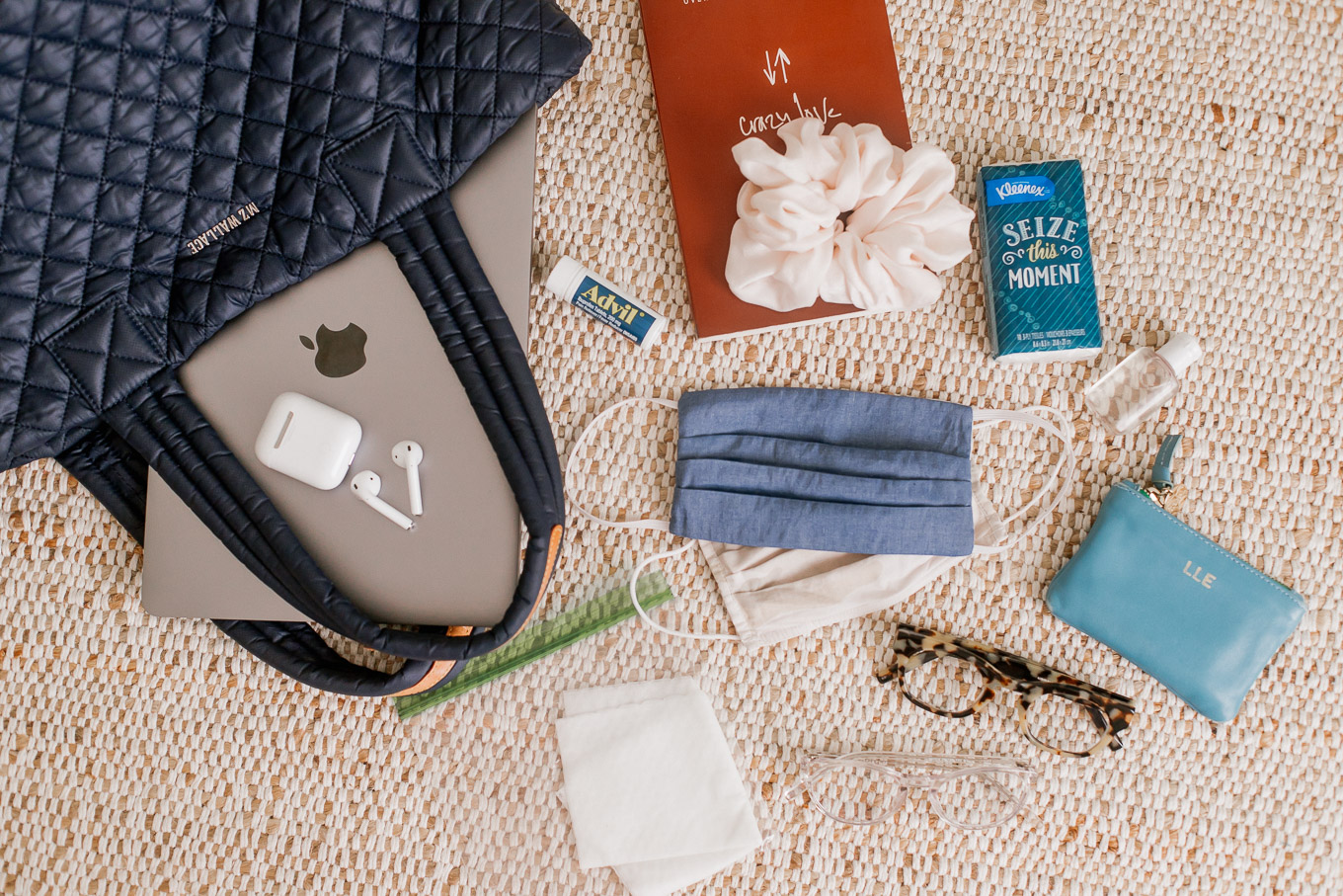 Flying During the Coronavirus Essentials | Lifestyle | Louella Reese