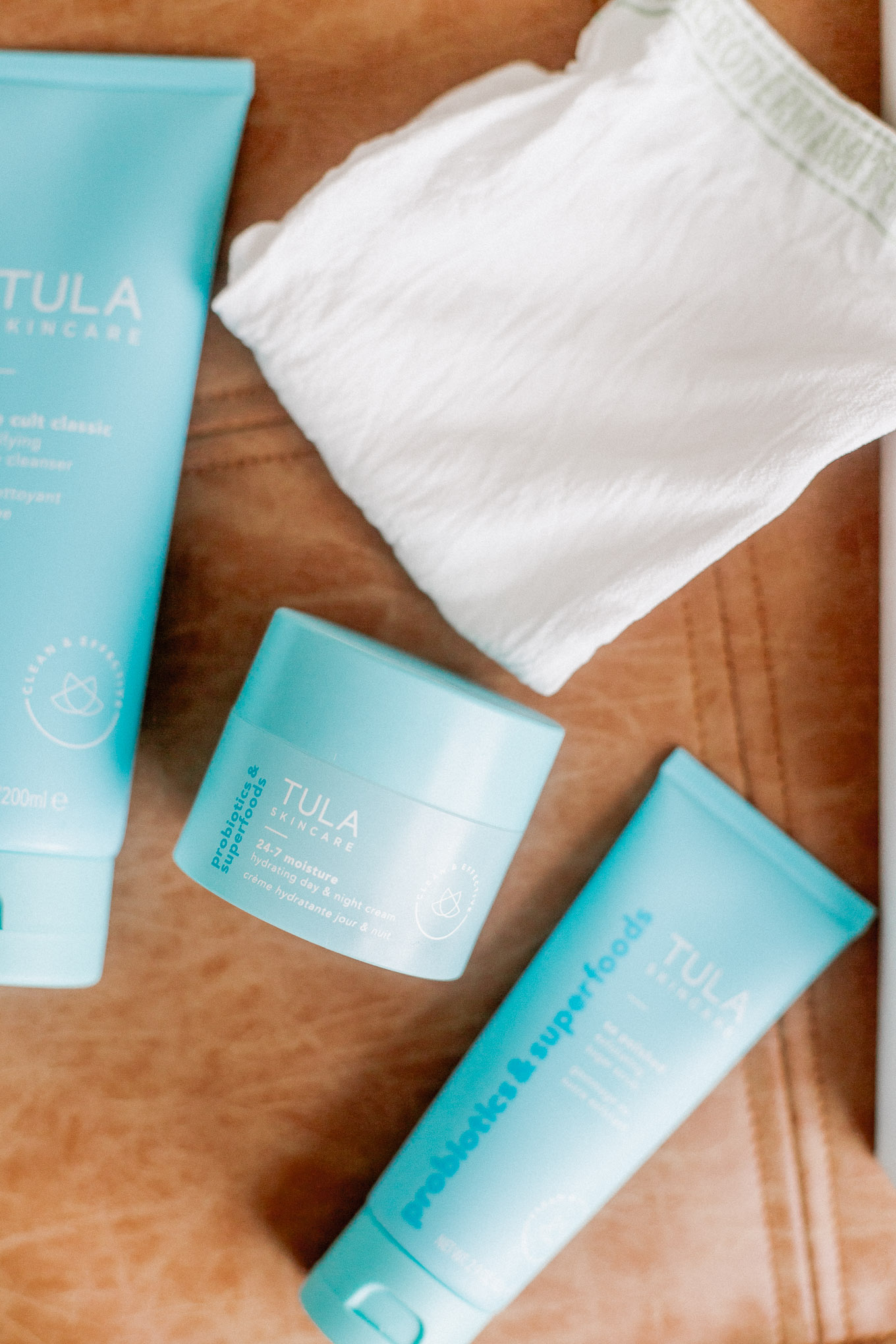 Day & Night Cream   Clean Beauty Products   TULA Review   Louella Reese