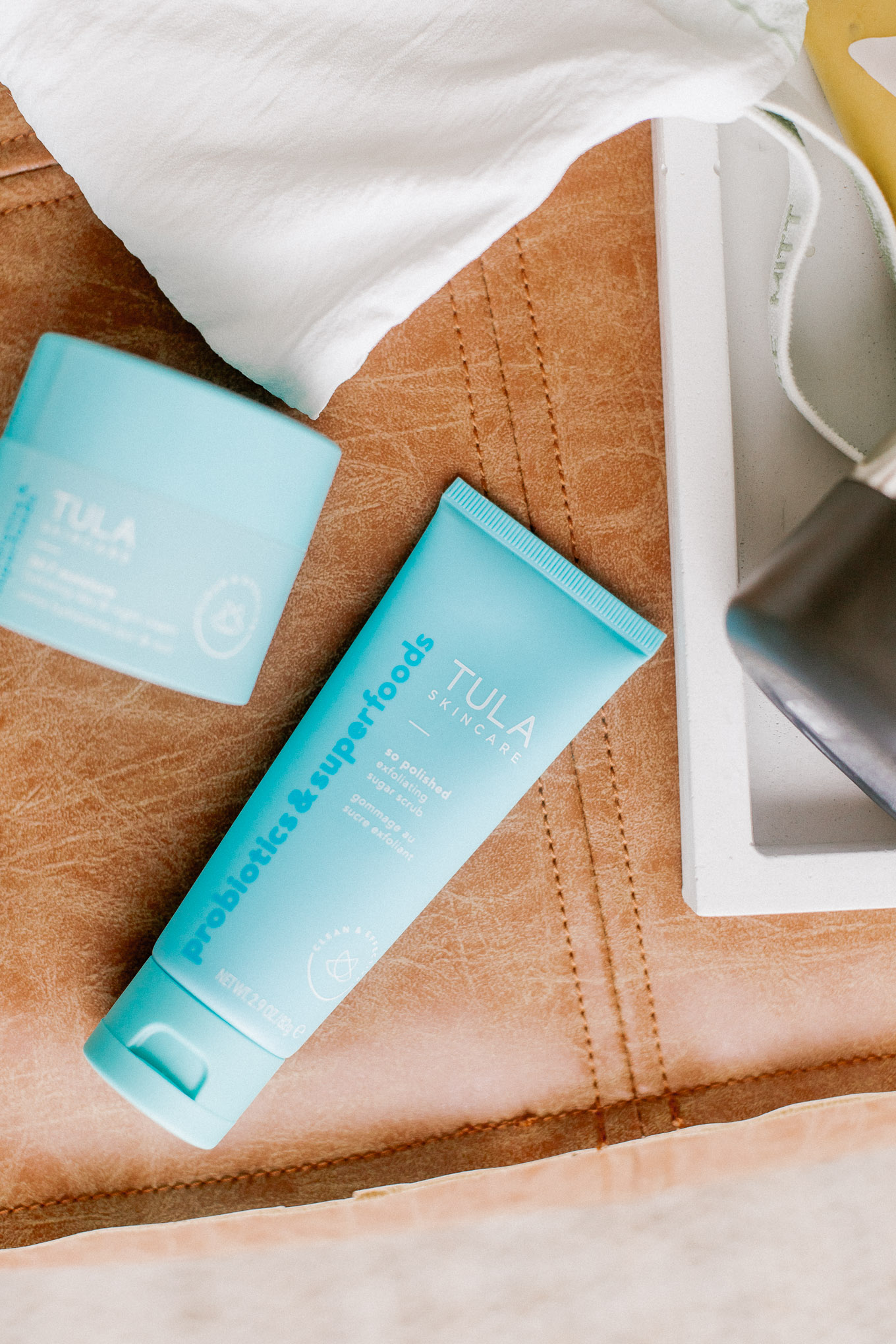 Gentle Exfoliator   Clean Beauty Products   TULA Review   Louella Reese