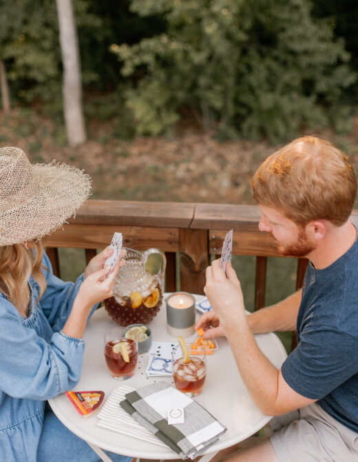 Louella Reese July 2020 Recap | At Home Date Night Ideas for Summer | Louella Reese