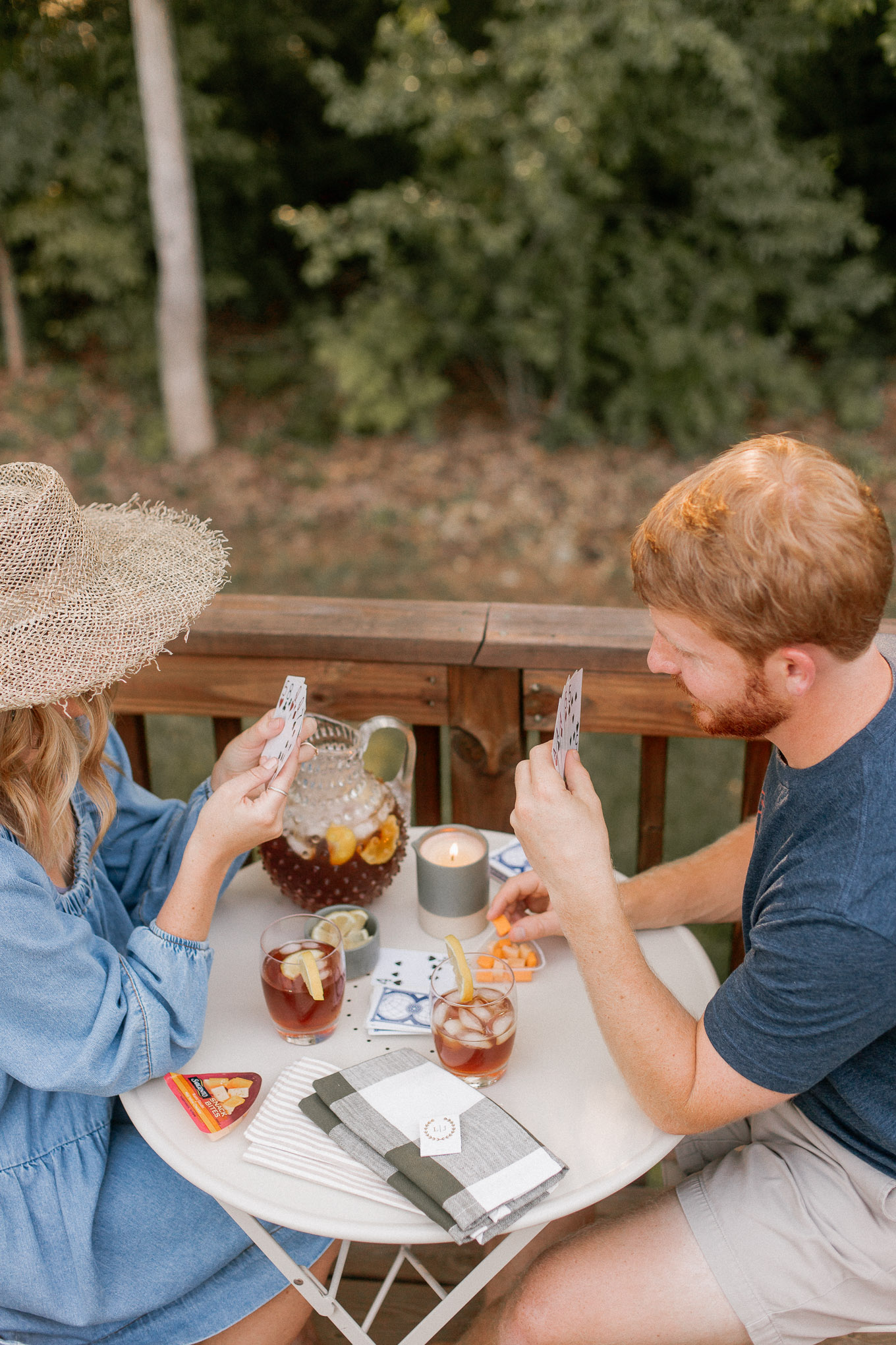 Louella Reese July 2020 Recap   At Home Date Night Ideas for Summer   Louella Reese