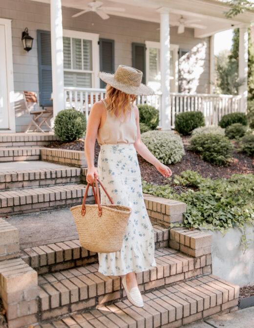 Recent Looks June 2020: Feminine Summer Style | Louella Reese