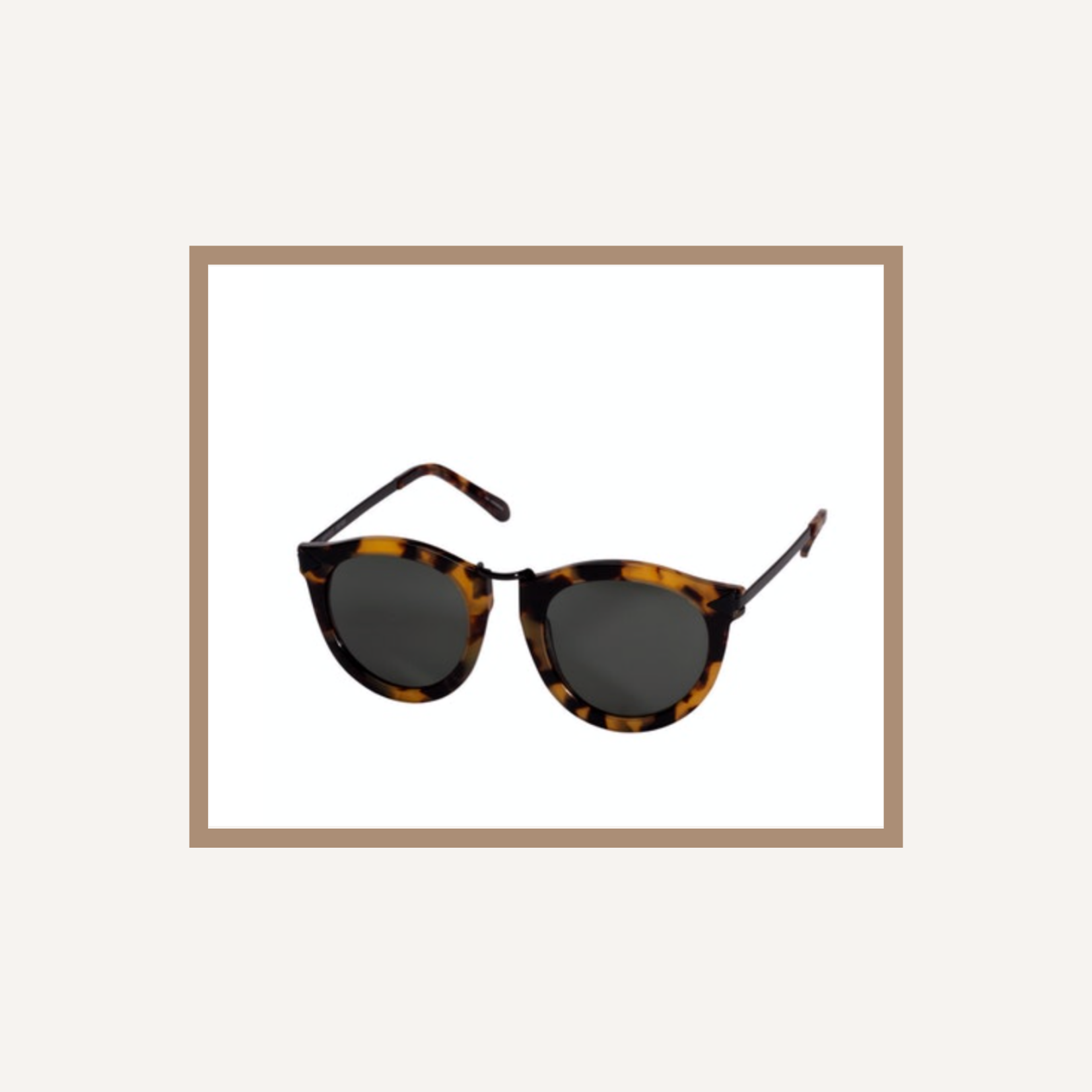 Favorite Sunglasses for All Seasons | Karen Walker Sunglasses | Louella Reese