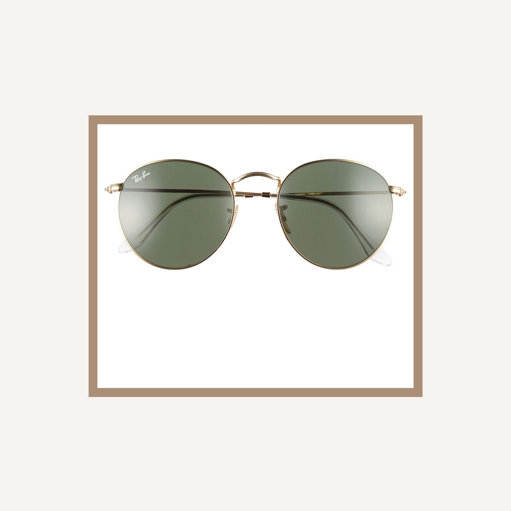 Favorite Sunglasses for All Seasons | Ray Ban Sunglasses | Louella Reese
