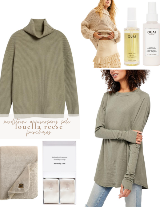 2020 Nordstrom Anniversary Sale Purchases: What I Actually Bought from the Sale | Louella Reese