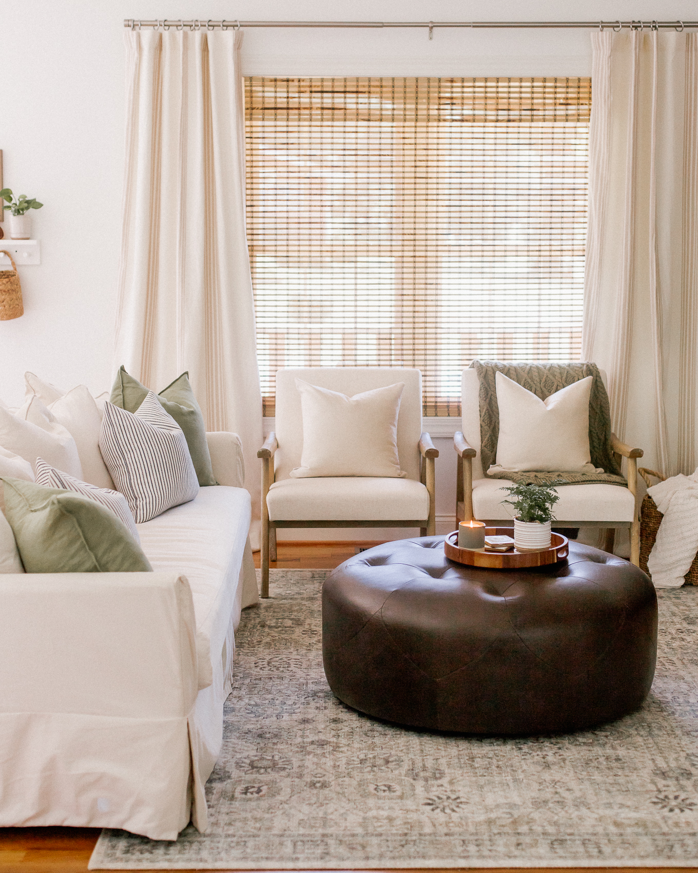 Affordable Living Room Rugs to Update Your Space | Louella Reese