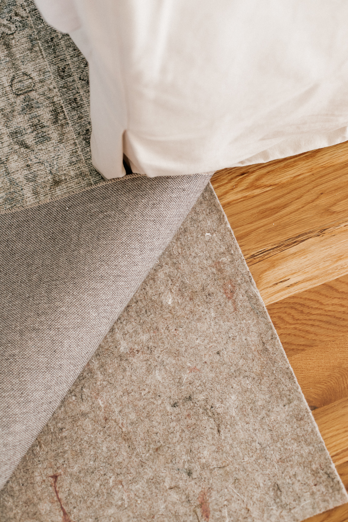 Affordable High Quality Rug Pad | Louella Reese