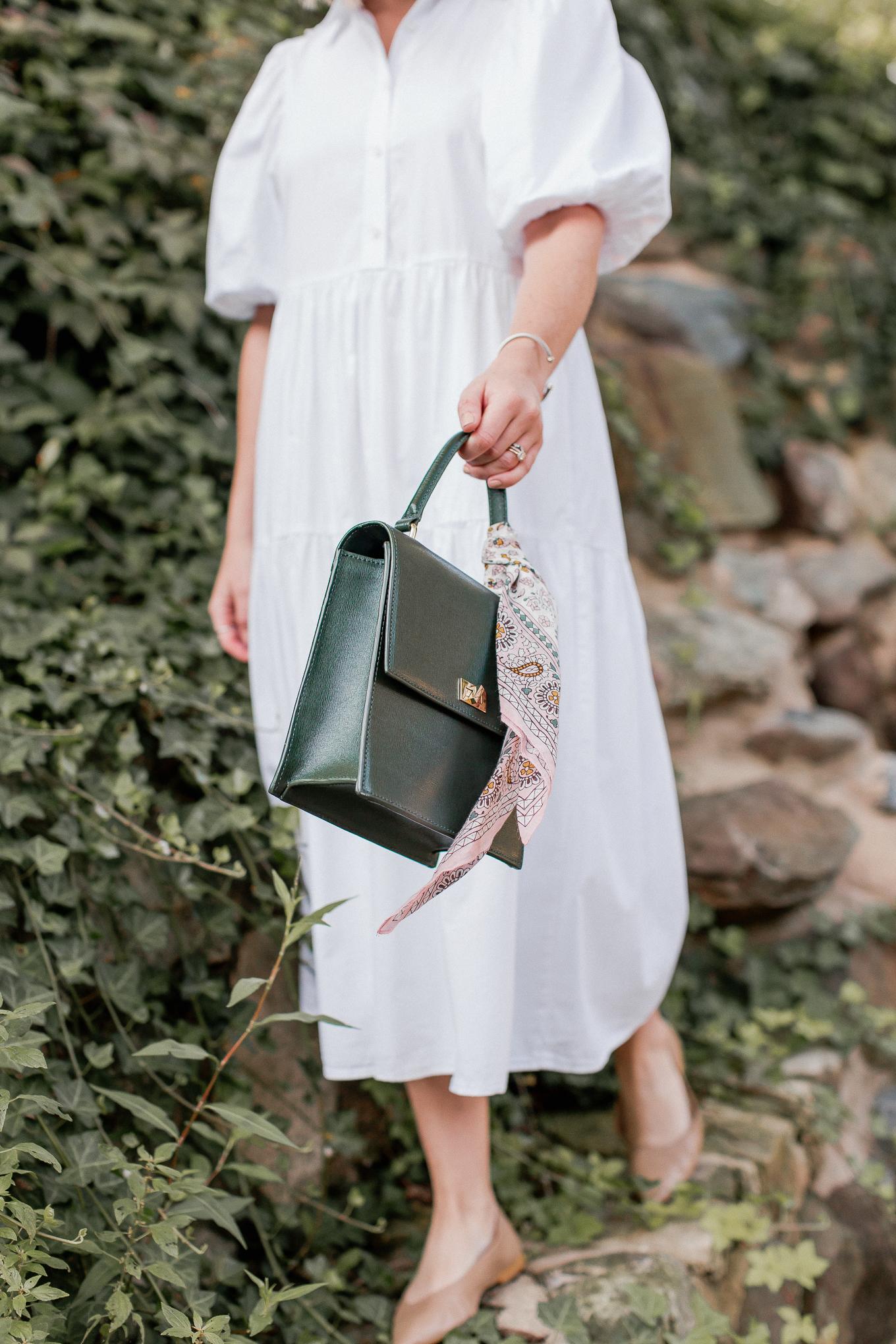 Neely & Chloe Ladylike Bag, Top Handle Bag | Louella Reese