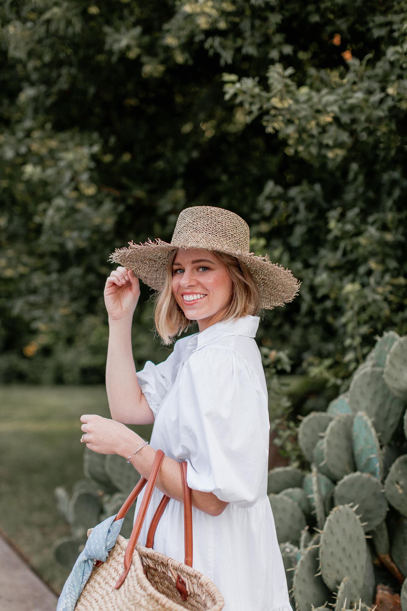3 Ways to Style a Midi Shirtdress