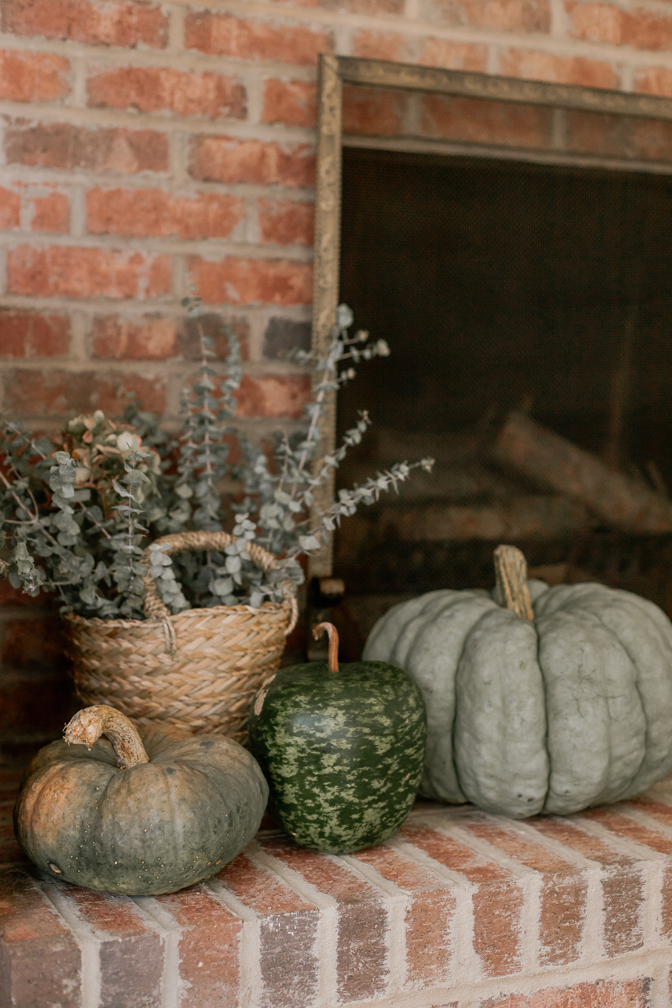 How to Decorate with Pumpkins | Louella Reese