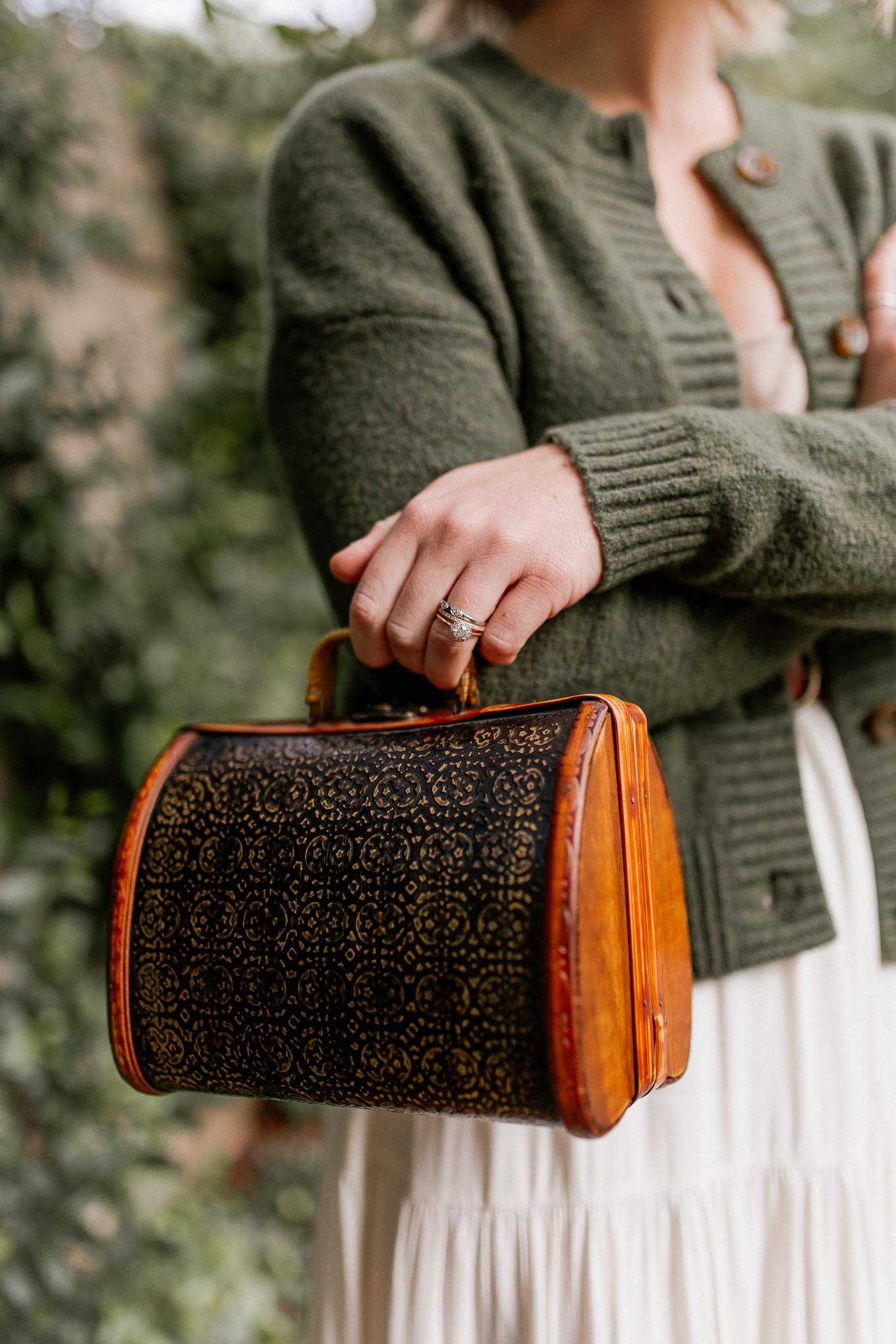 Vintage handbag | Louella Reese