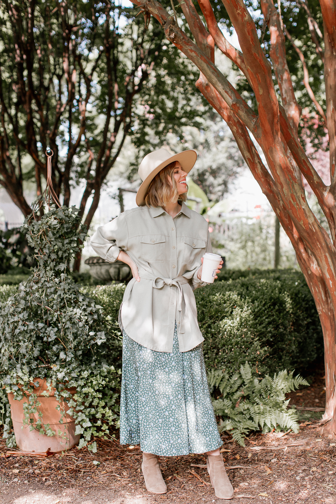 What is a shacket and how to style one | Louella Reese
