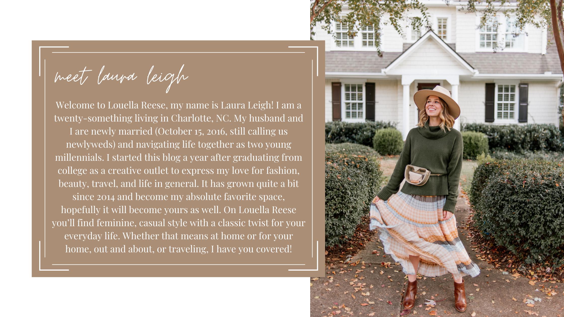 Louella Reese-Meet Laura Leigh Elliott of Louella Reese