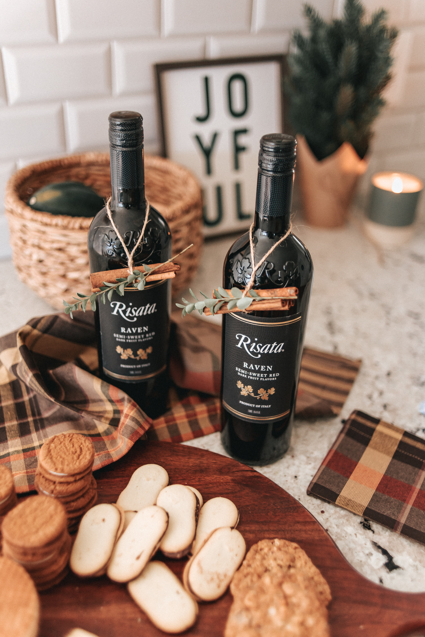 Simple Christmas Gift Ideas   Wine to Gift for Christmas   Louella Reese