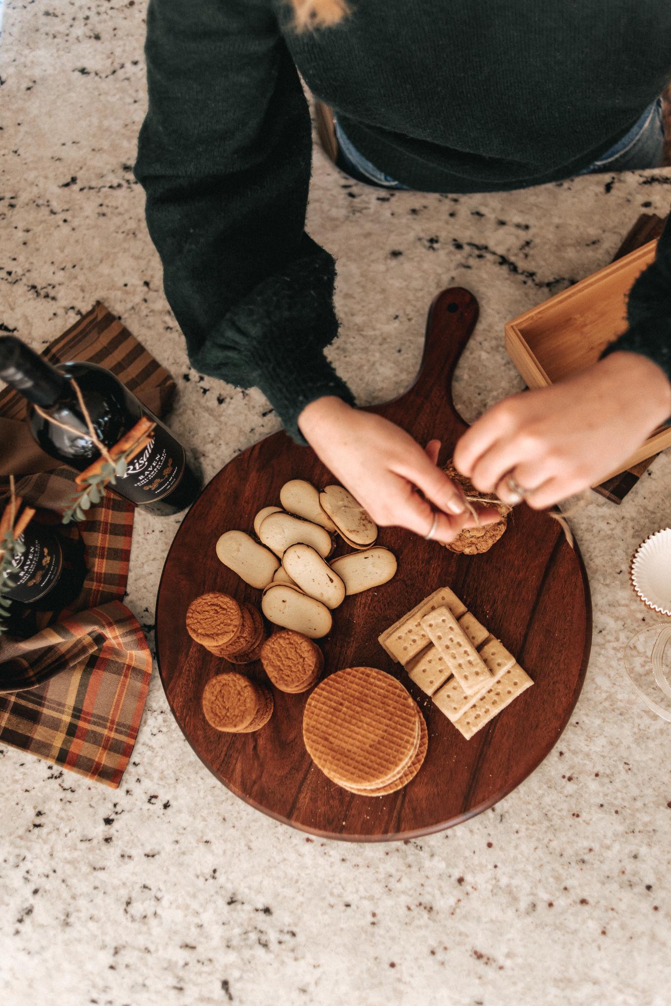 How to make a Christmas Cookie Bento Box   Homemade Christmas Gift Idea   Louella Reese