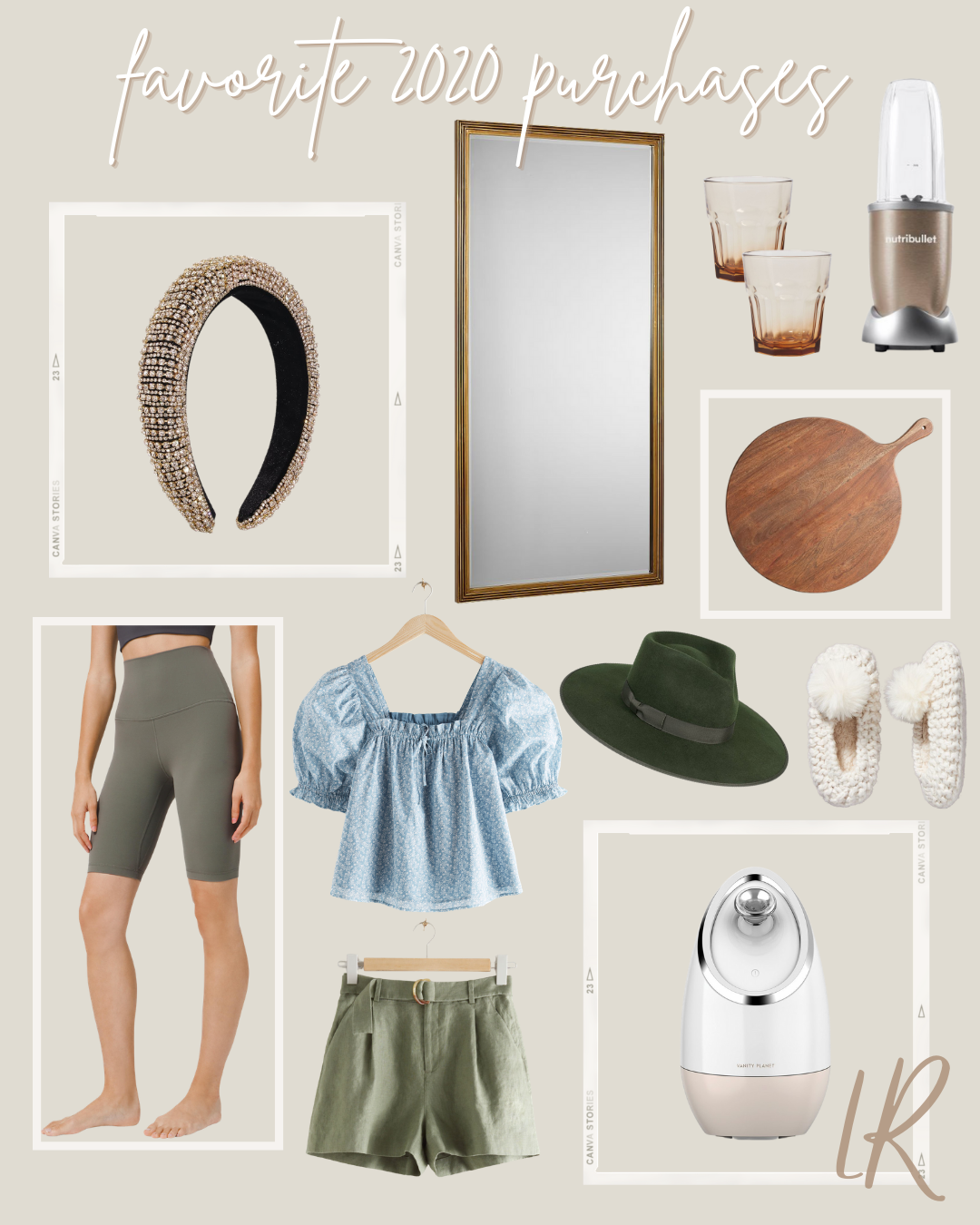 Favorite 2020 Purchases | Louella Reese