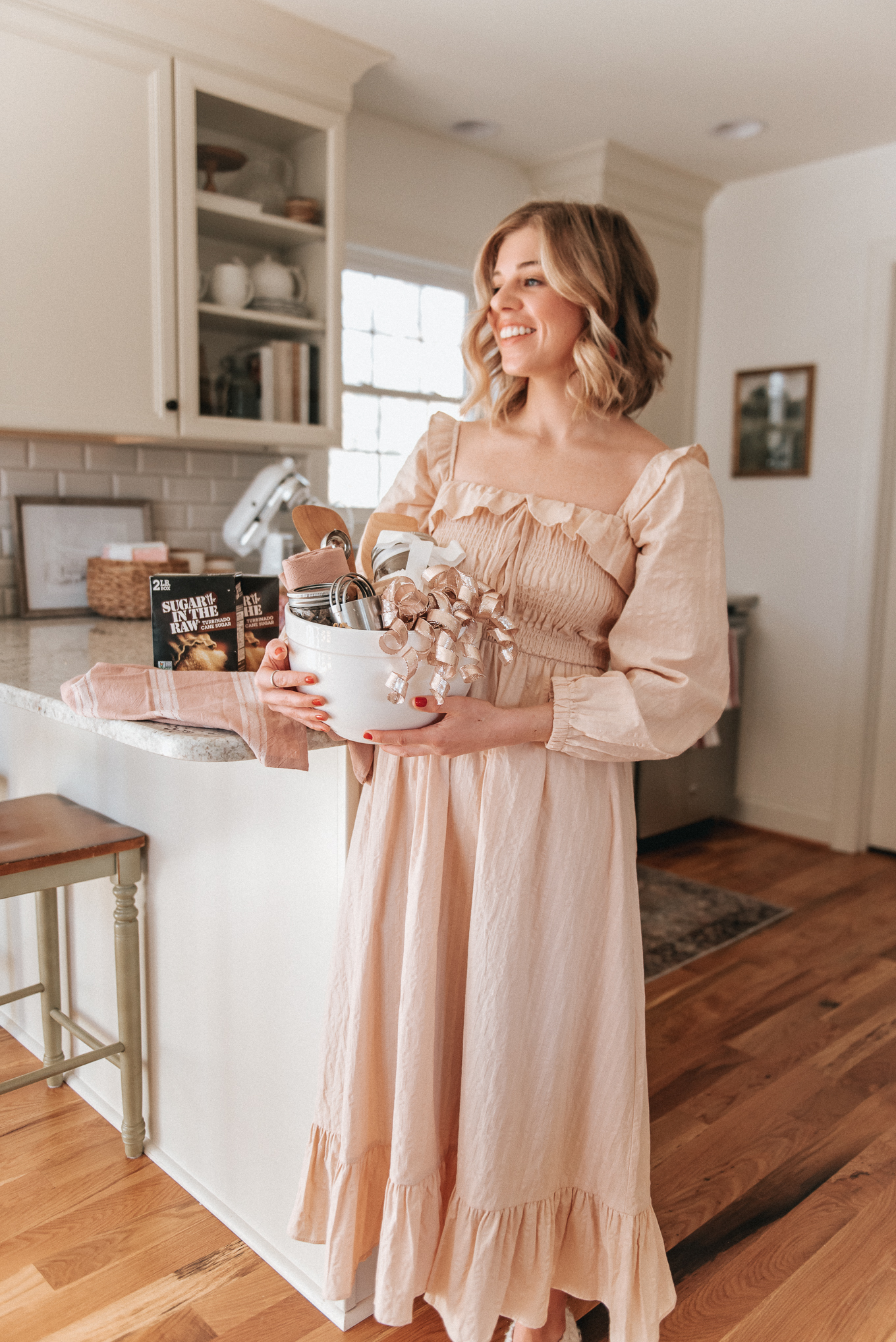 DIY Baking Gift Basket | lifestyle | Louella Reese