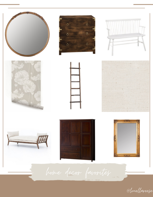 9 Joss & Main Home Decor Favorites | lifestyle | Louella Reese