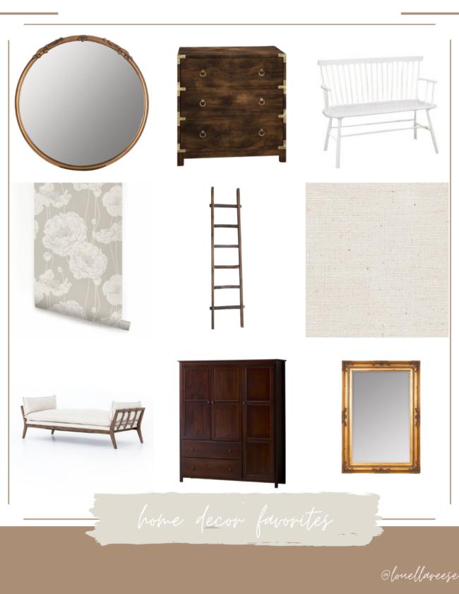 9 Joss & Main Home Decor Favorites   lifestyle   Louella Reese
