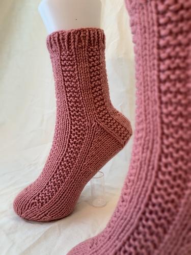 Hand Knit Socks – FREE Shipping!