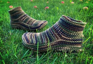 Camo Slippers