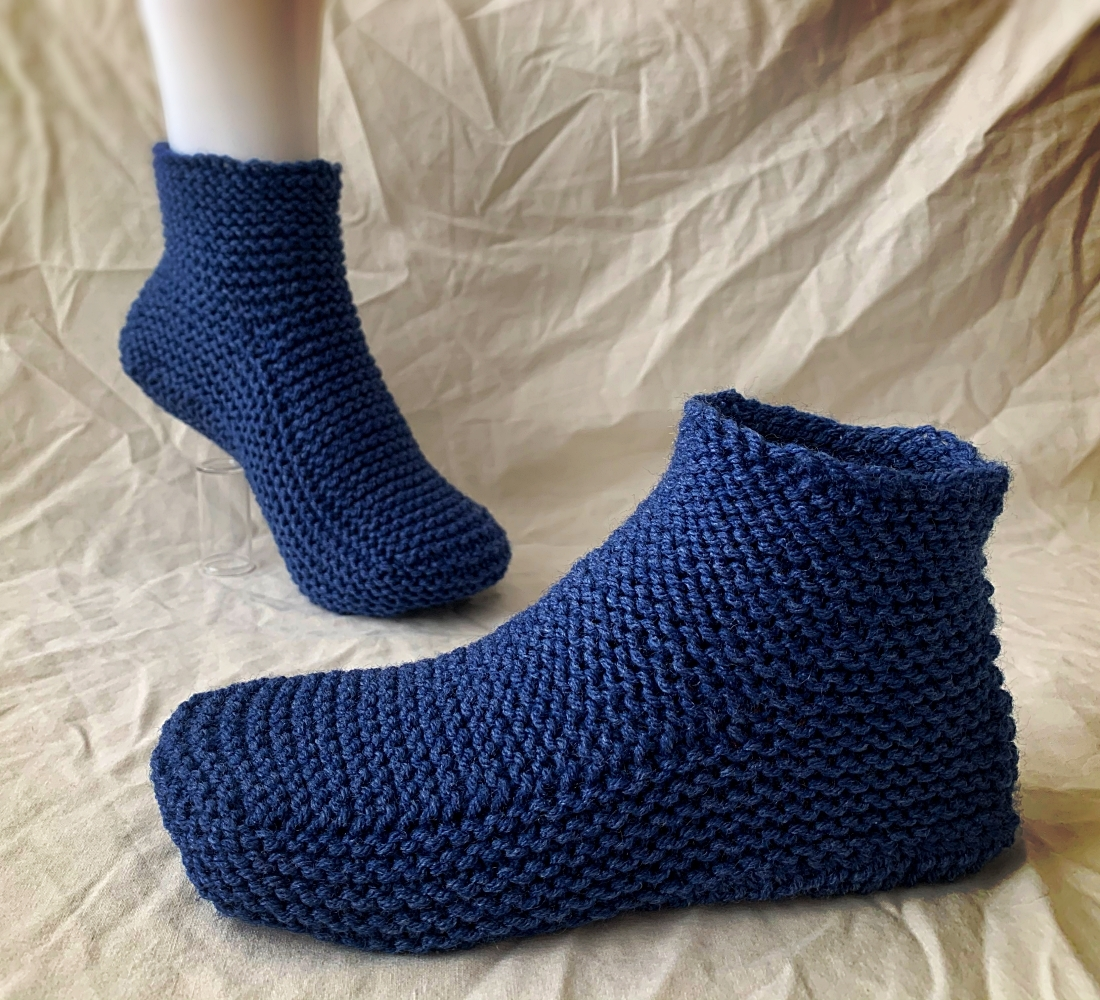 Hand Knit Slippers – FREE Shipping!