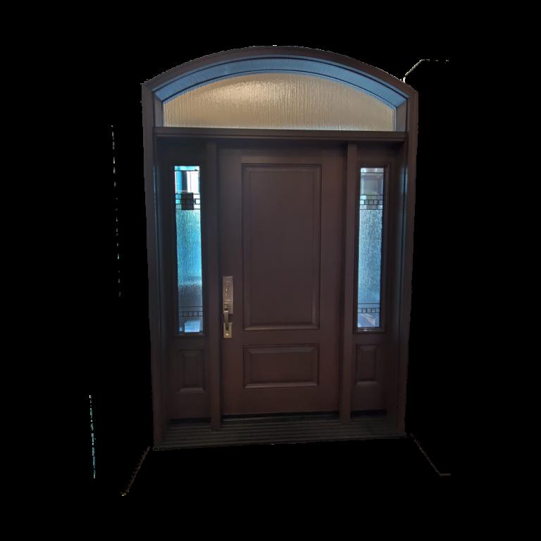 Fiber-Glass-Door-Brown